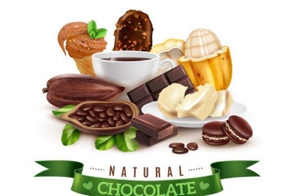 Natural Health Benefits Of Cocoa 🍫