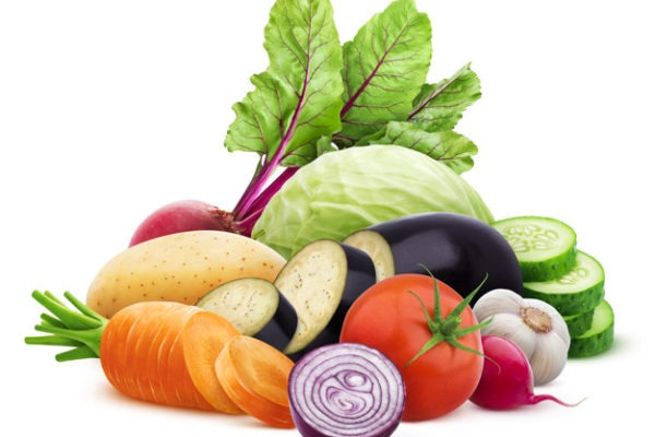 Different Vitamins On Foods-1 ( Vegan & Non-Vegan)-(A, B1, B2, B3 & B5)🥗